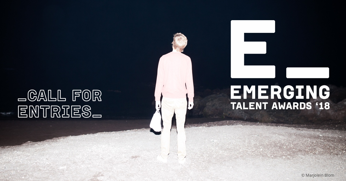 Emerging Talent Awards 2018